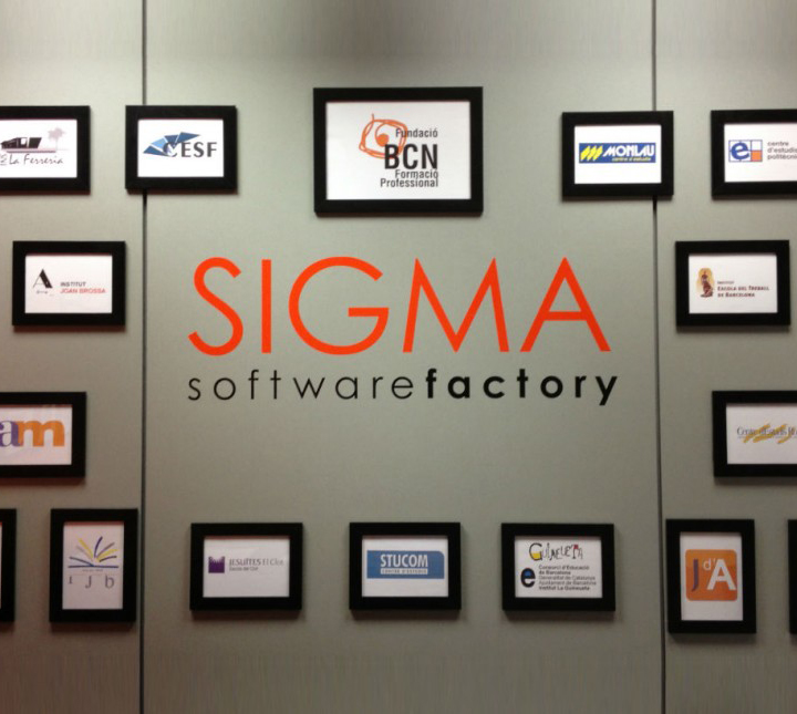 SIGMA software factory